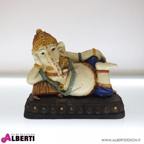Ganesha in poliresina 34x19x29 cm