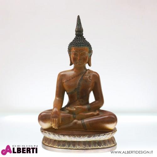 Buddha seduto poly 43x26x73 cm