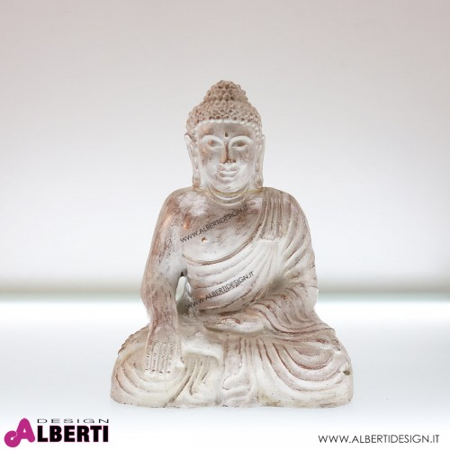 Buddha in terracotta H50cm
