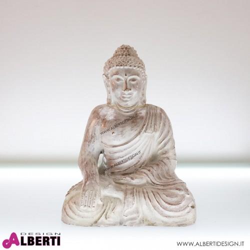 Buddha in terracotta H50cm