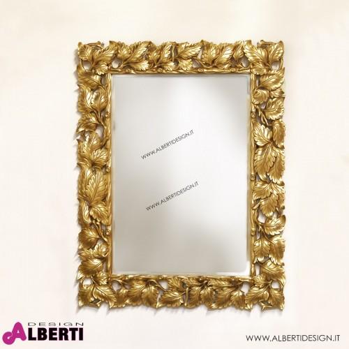 Specchio barocco oro 120x90 cm