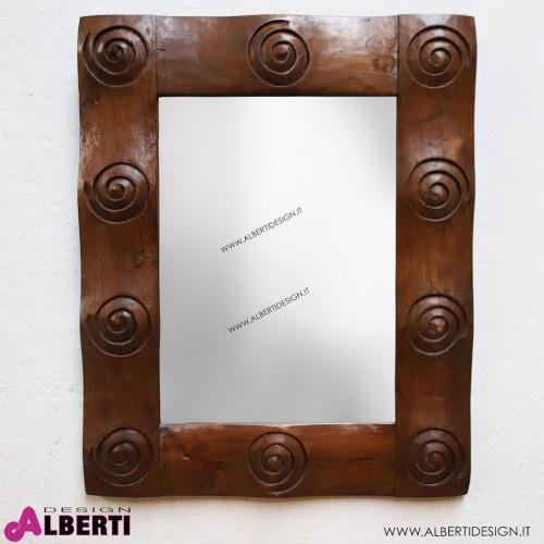 Specchio BAYGON marr A.P. oro