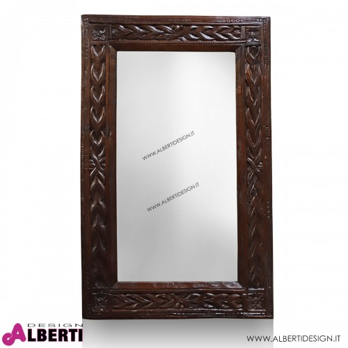 Specchio PADI B.110x70c.legno