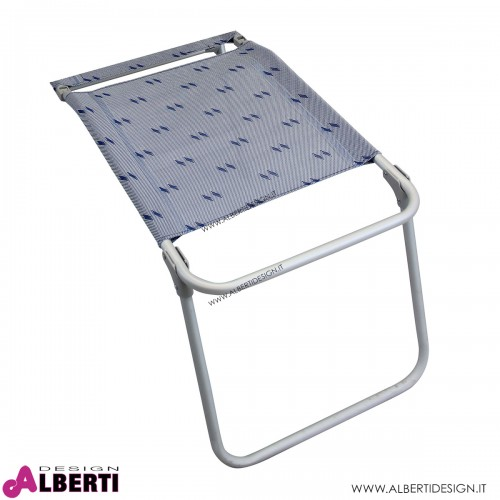 Poggiapiedi per sedia Ischia 68x48x41 cm