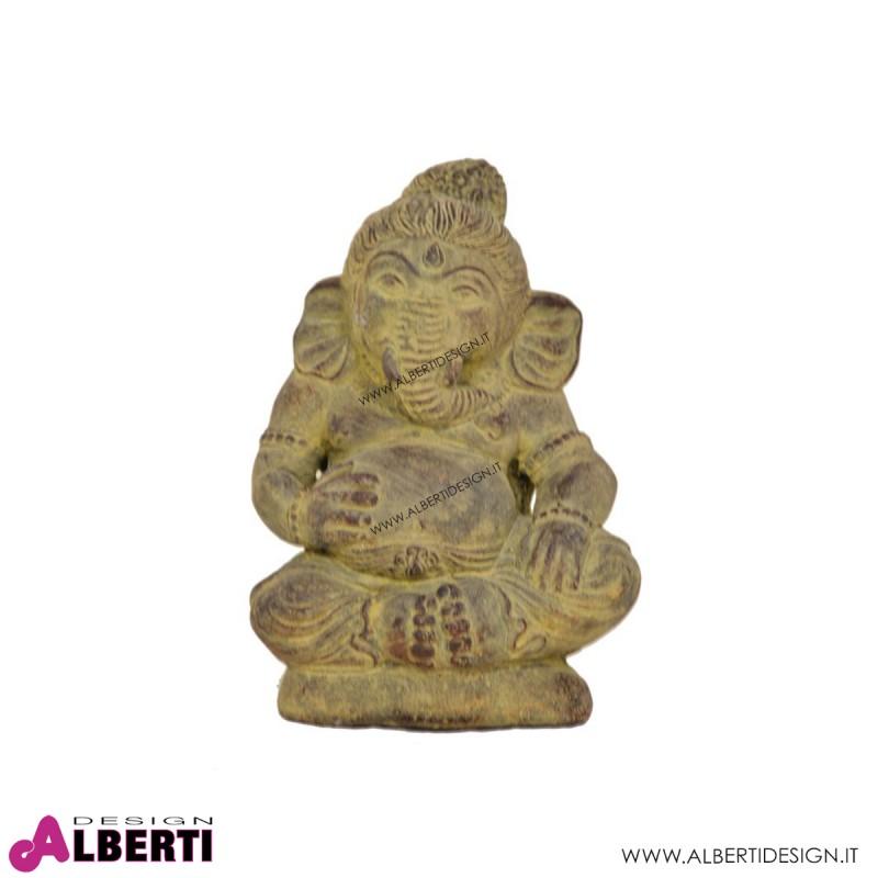 Ganesha gambe incr.13x20h        polvere pietra