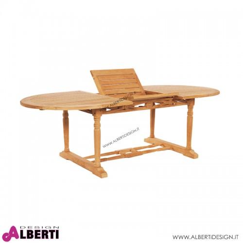 tavolo ov.piano all.260-300 d.120