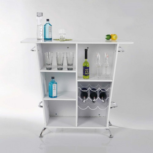 Alberti design - Mobile bar bianco ...