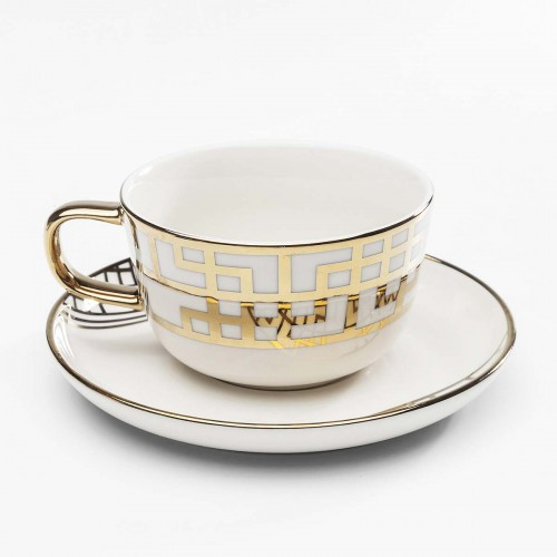 962 KA38213_a Set tazza caff?+piattino d.14,5x7