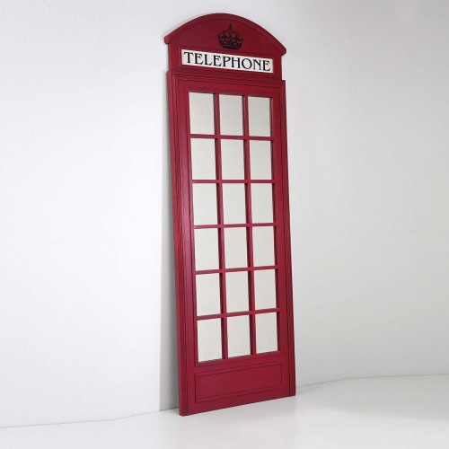 962 KA76694_b Specchio LondonTelephone 210x75cm