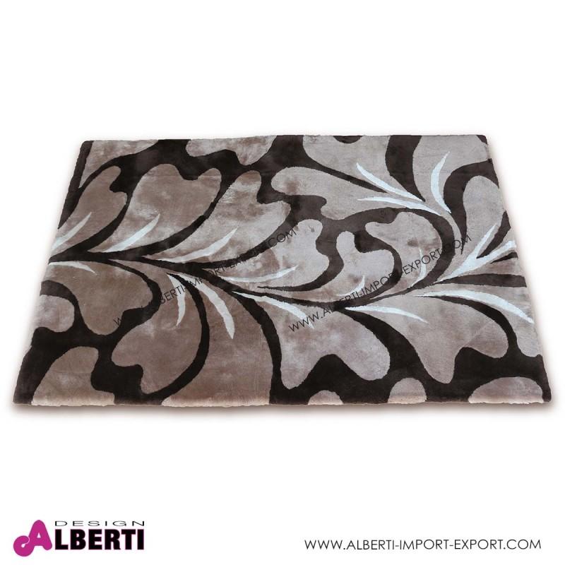 962 HEI389104_a Tappeto di pelle di pecora rasatacon disegno 240x170 cm