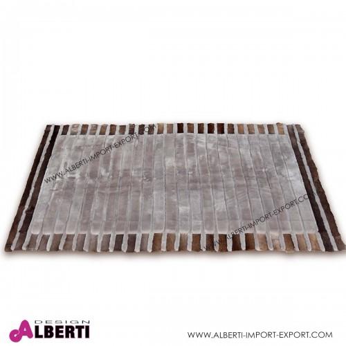 Tappeto pelo di pecora tosata e renna 280x170 cm