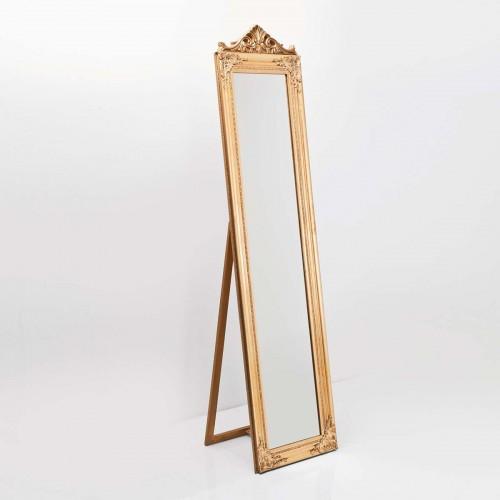 Specchio stelo Barock oro 180x45x40