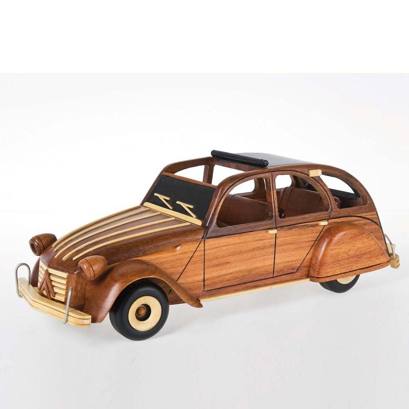 962 KA30829_a Auto deco legno 30x13x11 cm