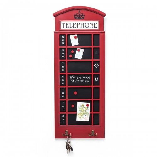 Lavagna magnetica Telephone  english style 41x4x106