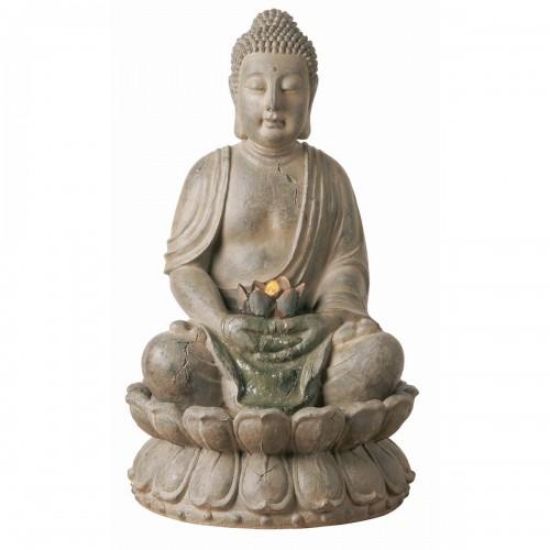 962 KA72161_a Fontana Buddha seduto 52x52x85