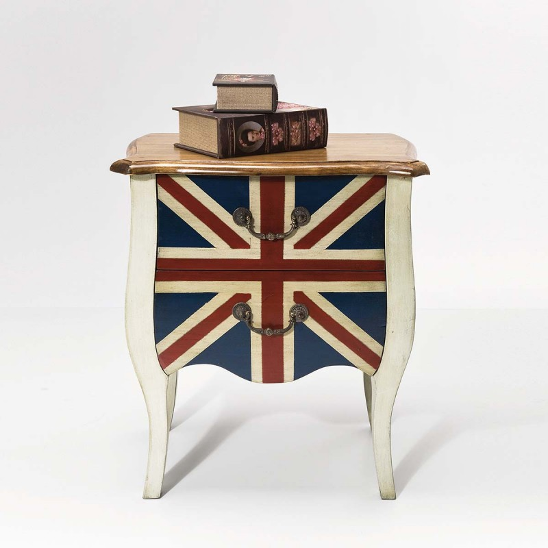 Com? bandiera inglese 61x53x35