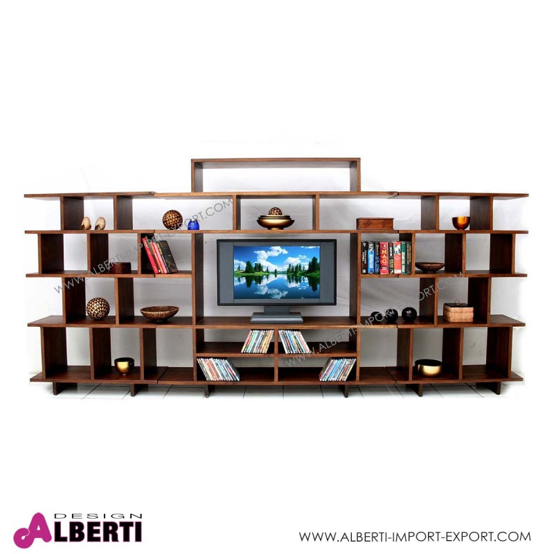 Libreria watch me mdb 380x40x179 - Mobile porta tv legno design ...