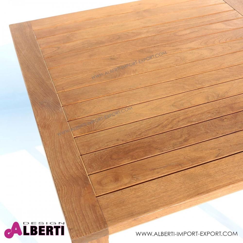 Tavolo quadrato 80x80x74h for Cassapanca usata