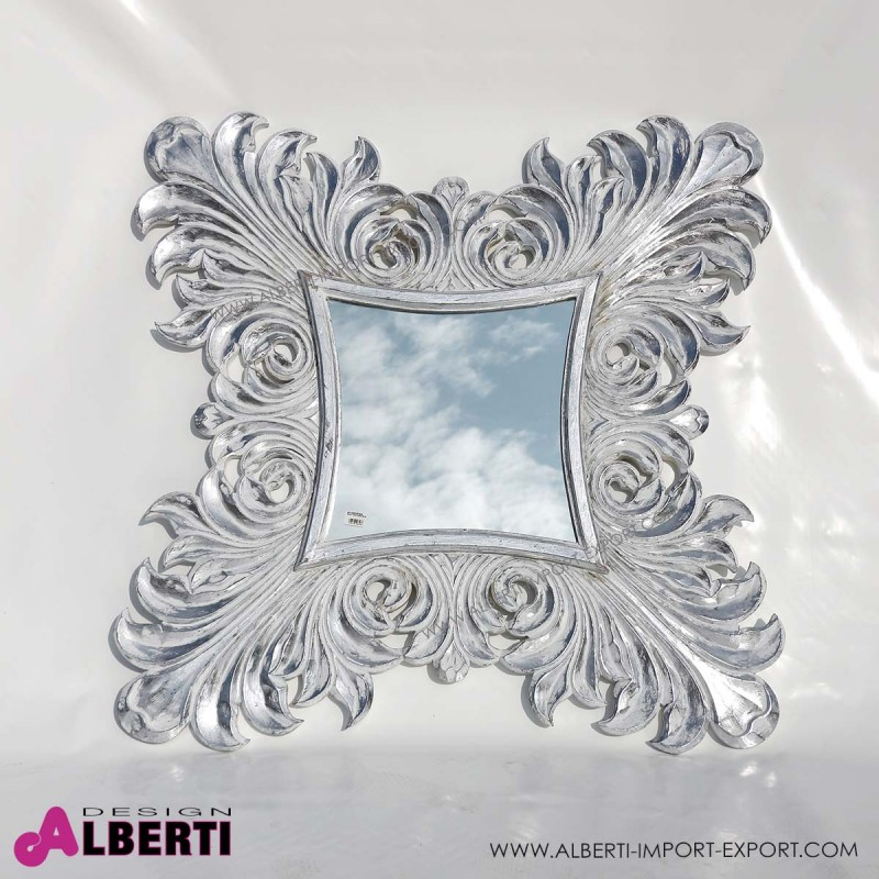 962 ANMAW006^B_a Specchio Fiamme bia/silver120x120
