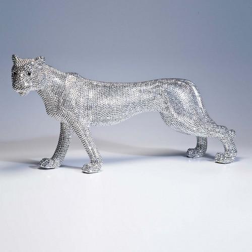 Leopardo glitter 29x10x63