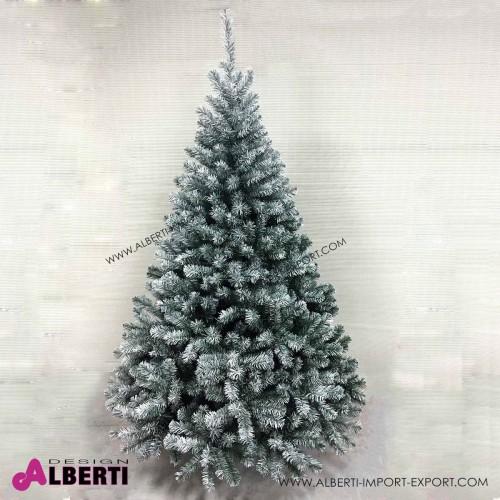 Albero di Natale Pino Evergreen Grand H180 imbiancato