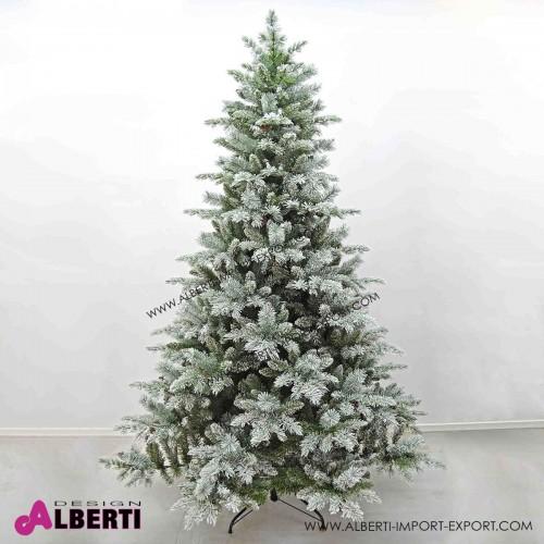 Albero di Natale Pino MonteBianco H150 imbiancato