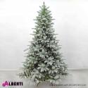 Albero di Natale Pino Monte Bianco H180 imbiancato