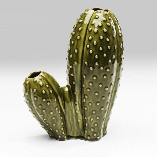Vaso Texas Kaktus doppio H 30cm
