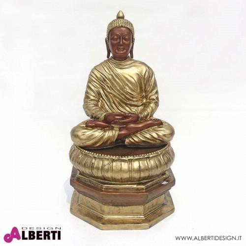 Budda con base H 167 cm