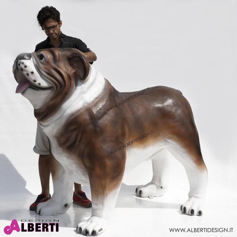 963 PLA483N_a Bulldog nat.100x180xH150 cm