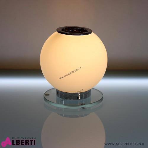 Lampada da tavolo De Majo PERLAGE T1 D22x23,5cm