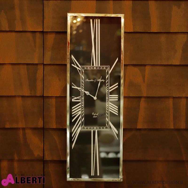 Orologio parete num.romani26x76x5