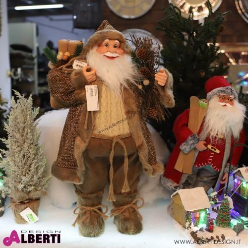 Babbo Natale in piedi 60cm