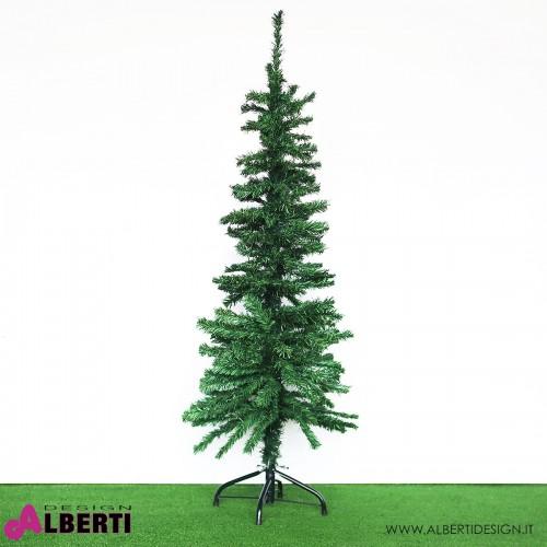 Albero di Natale in PVC Champery H120 cm