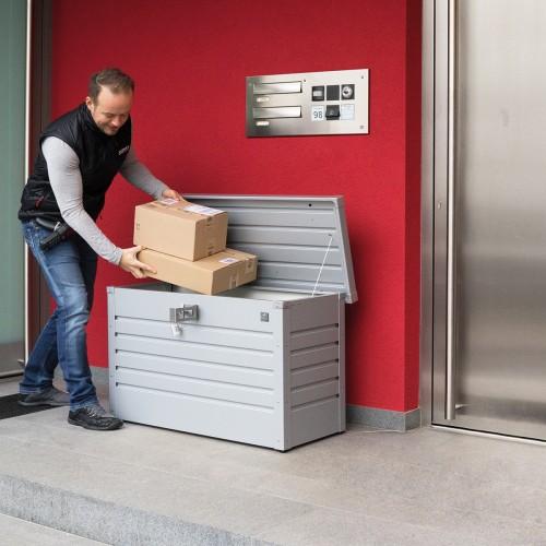 Contenitore PAKET-BOX per ricevere pacchi SEMPRE