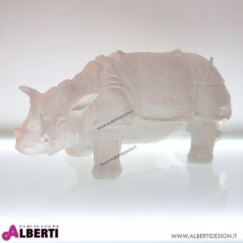 Rinoceronte bianco 80x35xH36