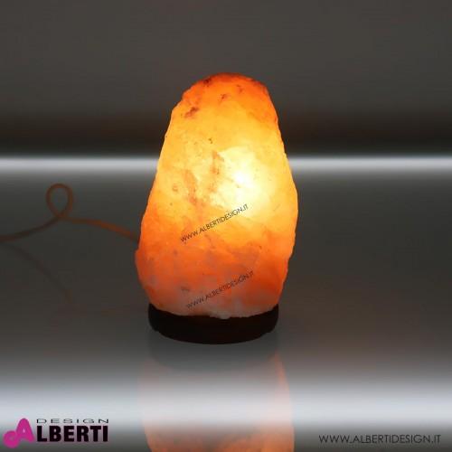 Lampada di sale dell'Himalaya 1,5-2 kg con imp.