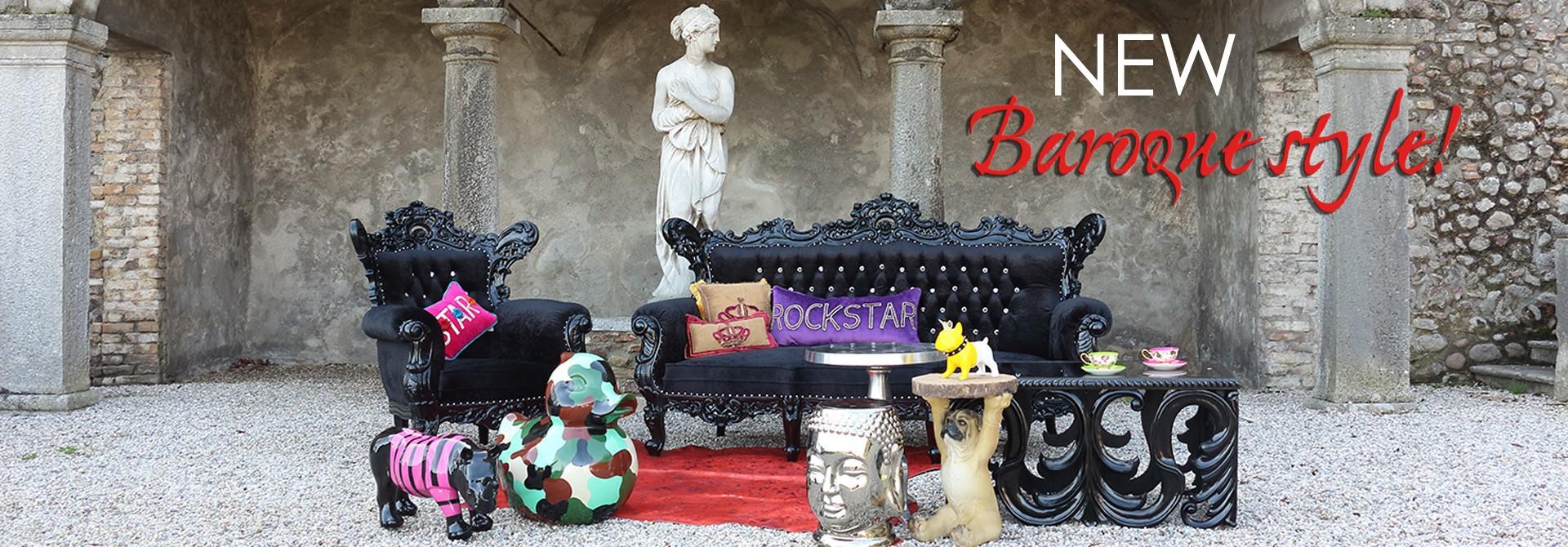 Mobili barocco contemporaneo